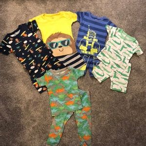 2T Pajama Lot